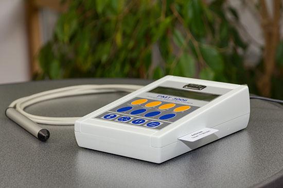 Steuergerät des PMT 3006 - Normeditech